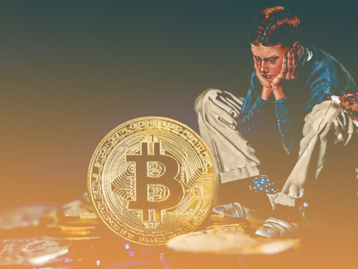 Bitcoin កំពុងបាត់បង់កាន់តែច្រើនទៅនឹងកាក់ Altcoin និង Sh * t