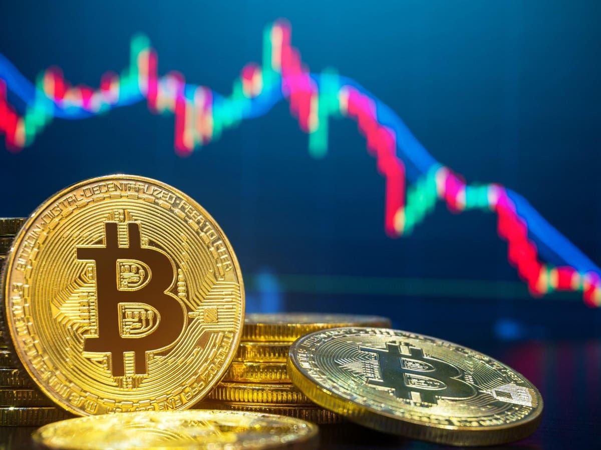 គាំងតម្លៃ bitcoin