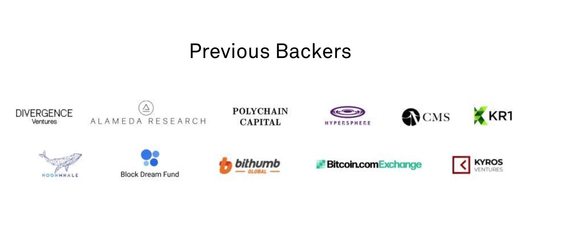 Clover Finance Backers
