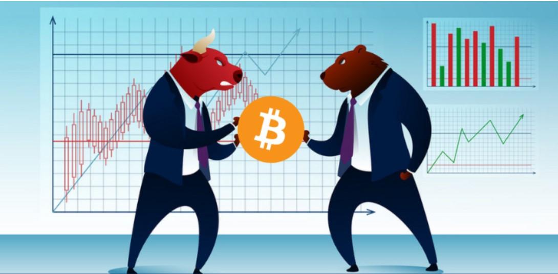 Ist der aktuelle Bitcoin-Rückgang in einem Aufwärtstrend gesund oder geht er in Richtung 40 USD?