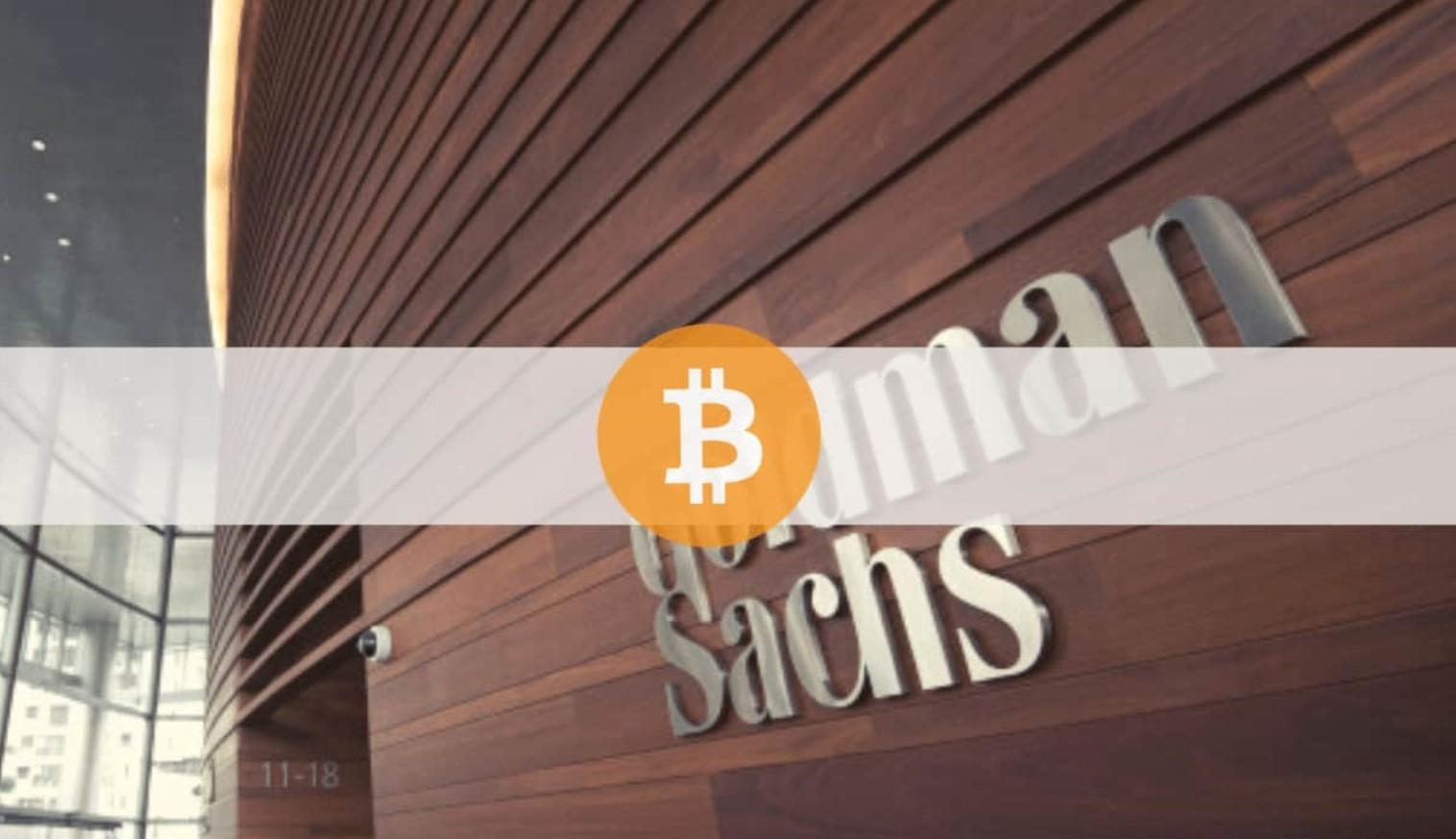 Goldman Sachs khám phá tiền điện tử như một loại tài sản, xem xét lại lập trường cũ