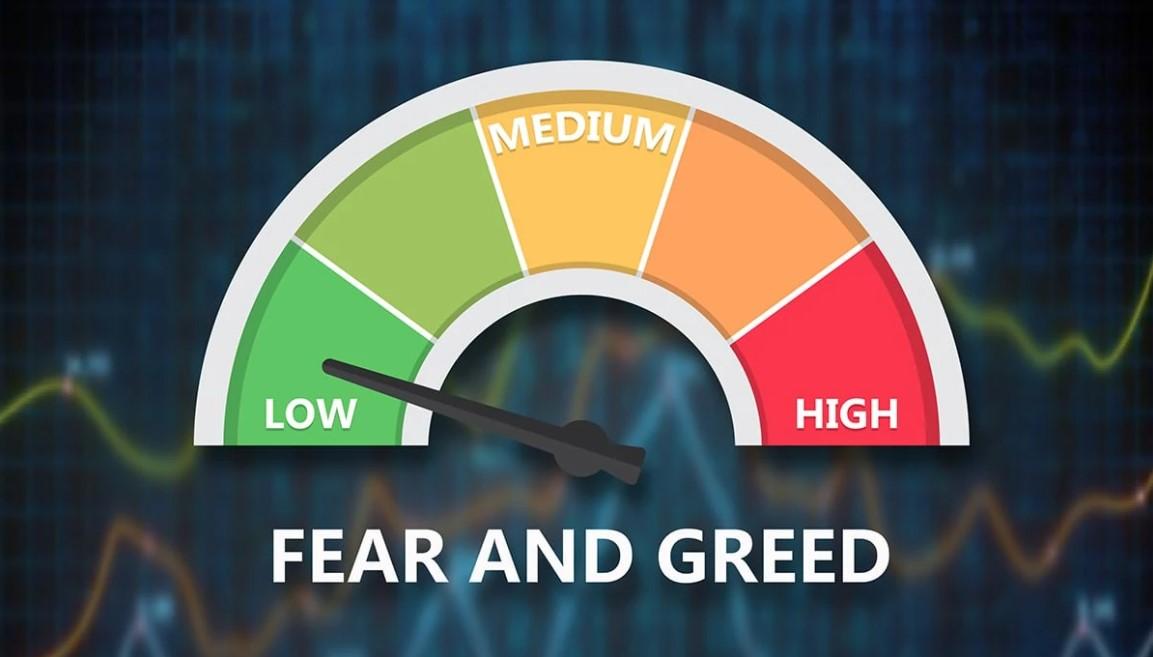 """随着市场情绪降至4年2020月以来的最低水平,""""恐惧""""拥抱了比特币"""