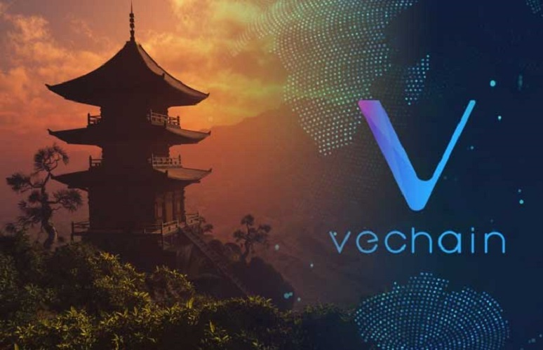 Tại sao quan chức Trung Quốc họp mặt với VeChain Foundation?