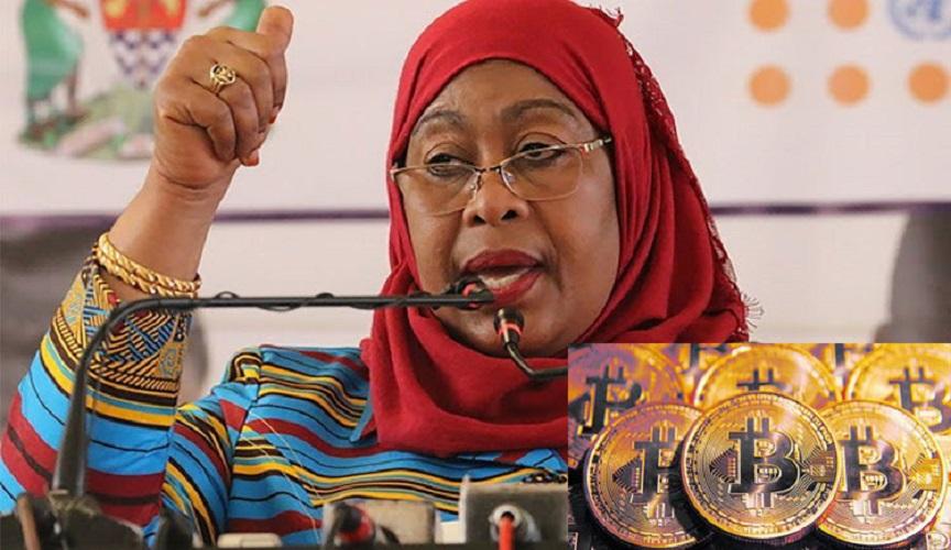 Nữ Tổng thống Tanzania kêu gọi sử dụng tiền mã hóa