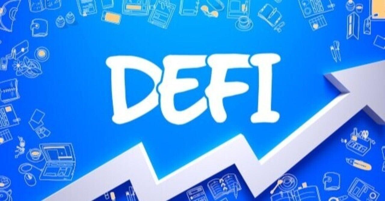 Hãy chú ý đến các dự án DeFi