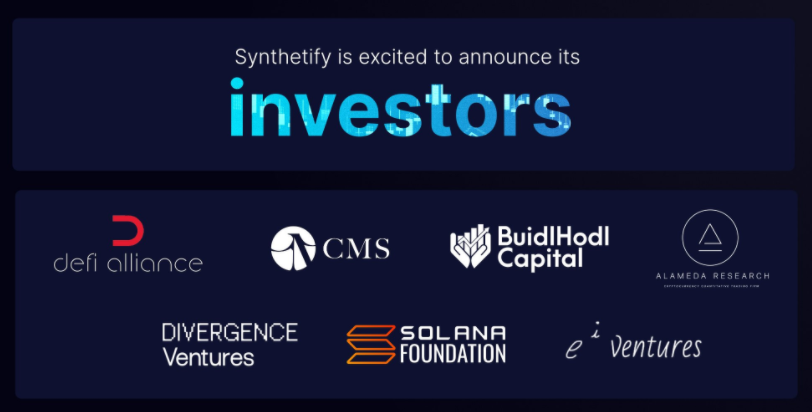 investors - synthetify la gi