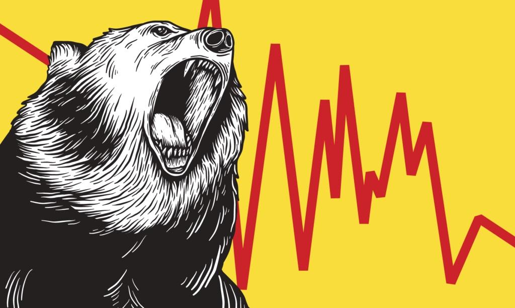 Thị trường đang trải qua những diễn biến đầy khó khăn