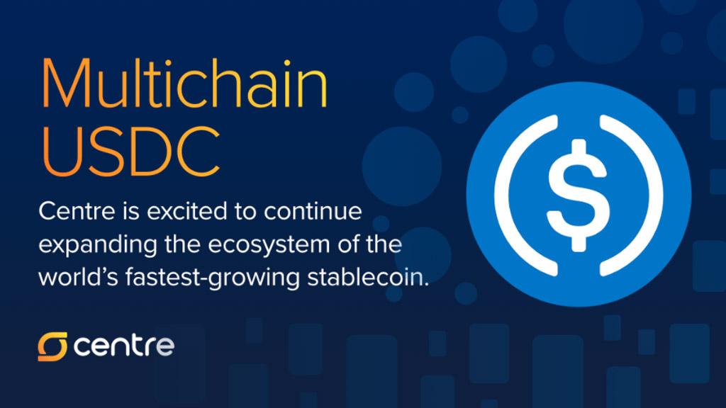 USDC sẽ xuất hiện trên 10 blockchain mới
