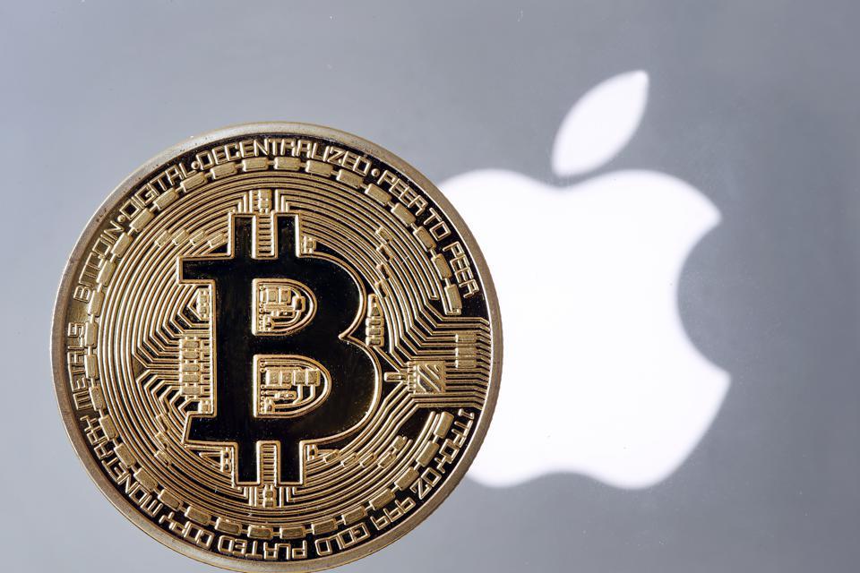 Apple mua 2,5 tỷ USD Bitcoin?