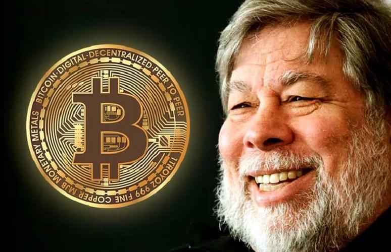 Người đồng sáng lập Apple khen ngợi Bitcoin