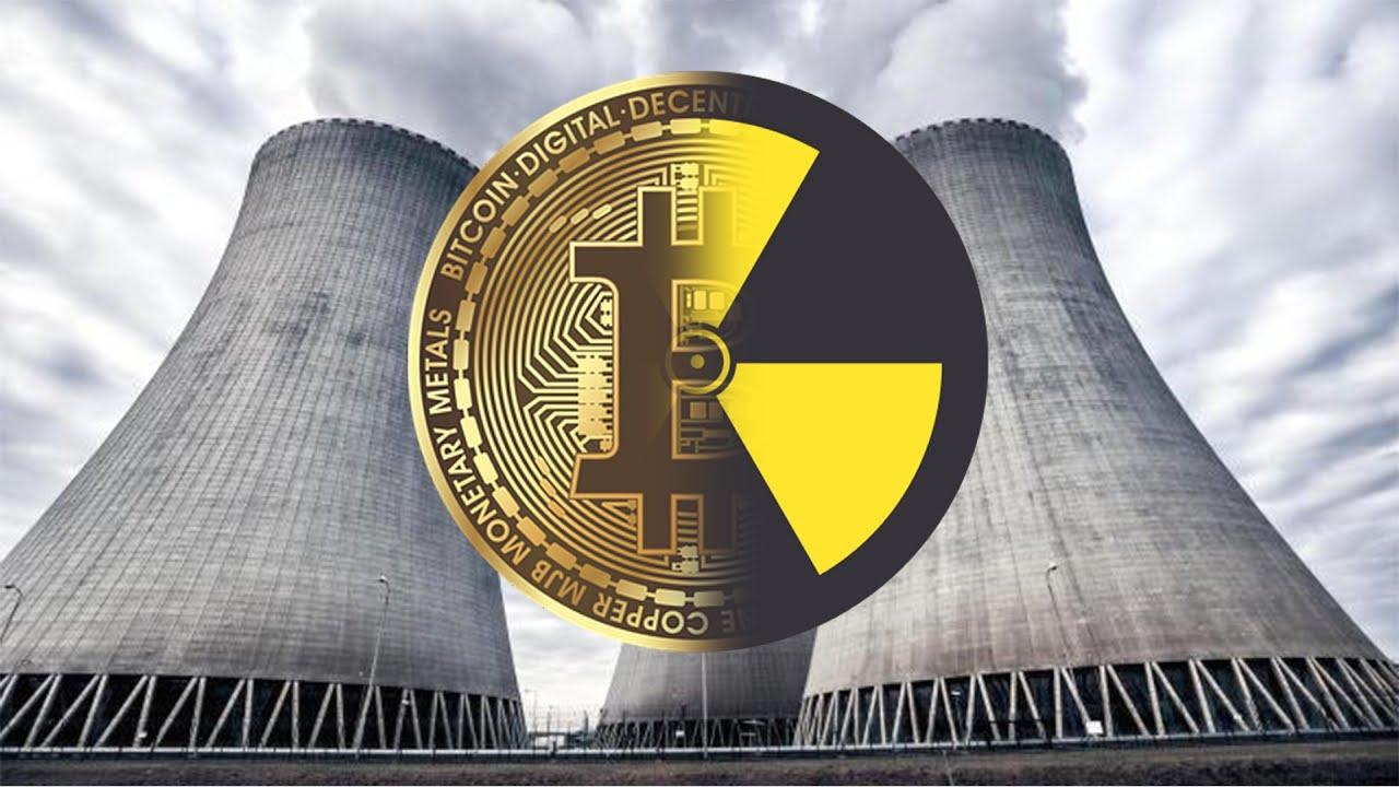 Khai thác Bitcoin bằng năng lượng hạt nhân