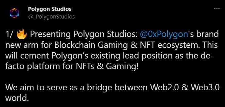 polygon nft game