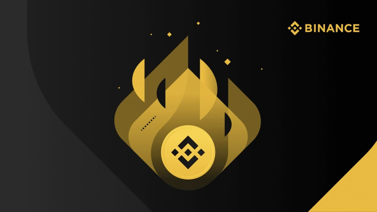 Sàn Binance đốt 390 triệu USD BNB