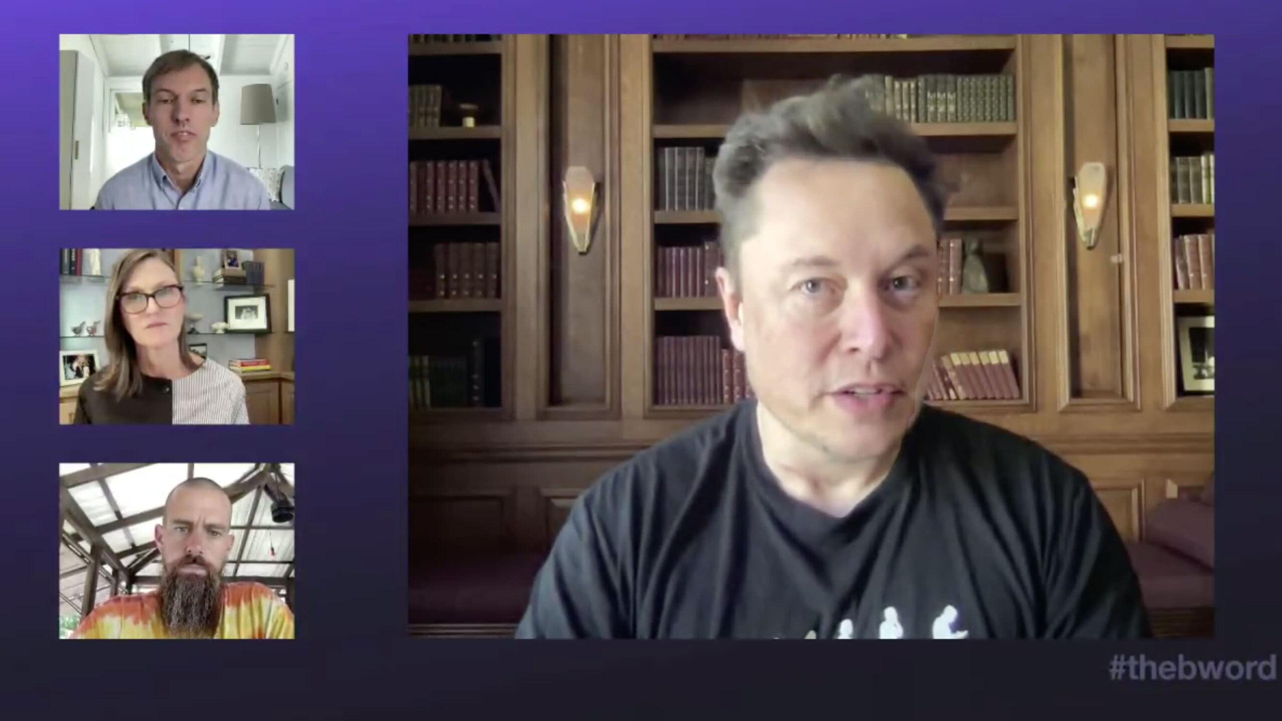 The ₿ Word: Elon Musk khẳng định có thể 'bơm thổi' nhưng không 'thả trôi' bất kỳ Bitcoin nào