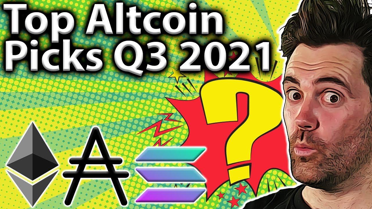 5 altcoin tiềm năng cho quý 3 năm nay