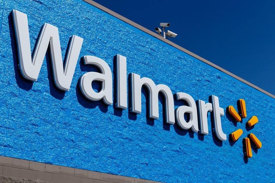Walmart lấn sân sang lĩnh vực tiền điện tử