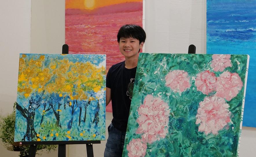 Bức tranh NFT của họa sĩ Việt Nam được bán với giá nửa tỷ đồng