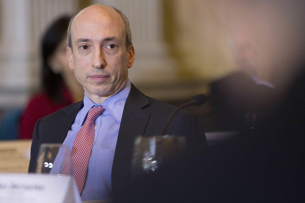 """Chủ tịch SEC: """"Các dự án tiền điện tử hãy đến nói chuyện với chúng tôi"""""""